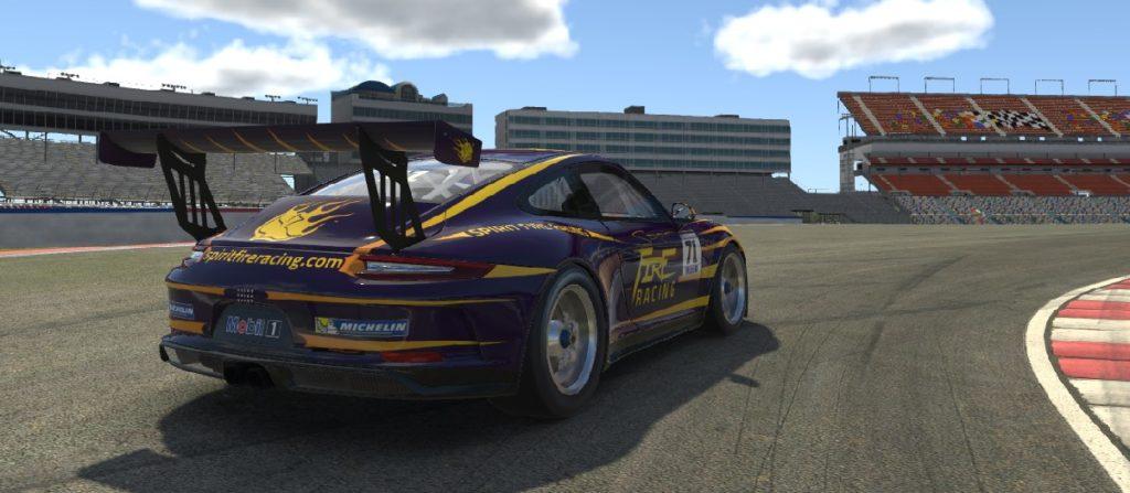 Porsche 911 GT3 Livery – Spirit Fire Racing